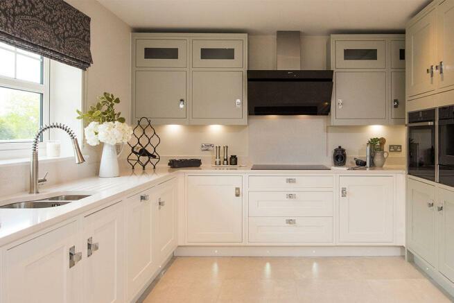 Chartford Homes Victoria Square Kitchen
