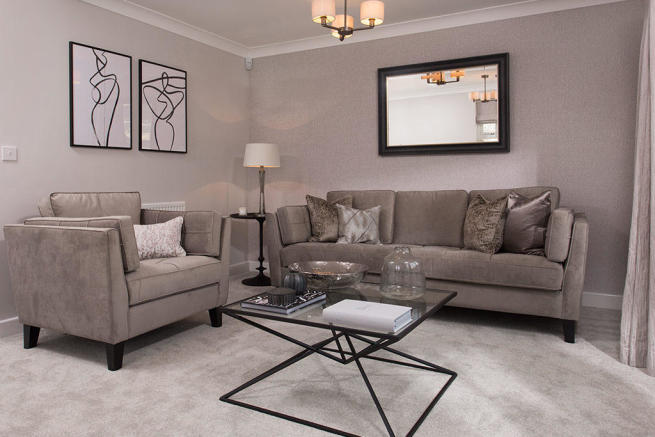 Chartford Homes Victoria Square Living Room