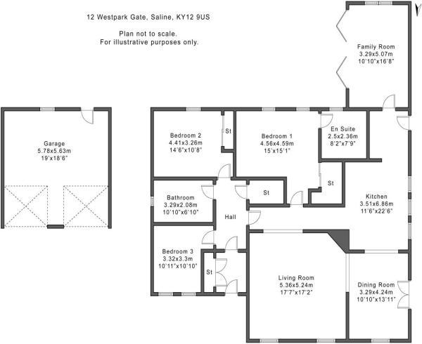 Floorplan - 12 Westp