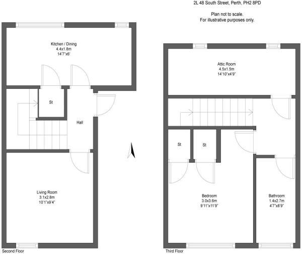 Floorplan - 2L 48 So
