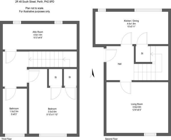 Floorplan - 2R 48 So