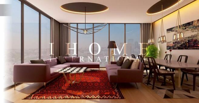 Sensational 3 Bedroom Flat For Sale In Esenyurt Buyukcekmece Istanbul Home Interior And Landscaping Fragforummapetitesourisinfo