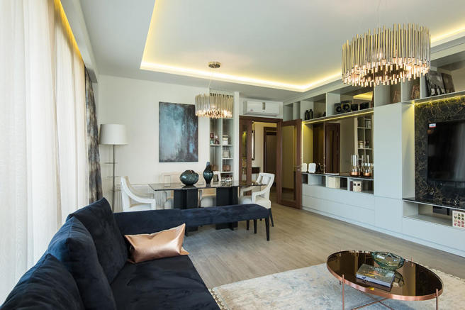Fabulous 3 Bedroom Flat For Sale In Bahcesehir Istanbul Turkey Home Interior And Landscaping Fragforummapetitesourisinfo