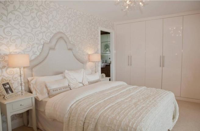 Bordesley Master Bedroom - Old Quay Meadow