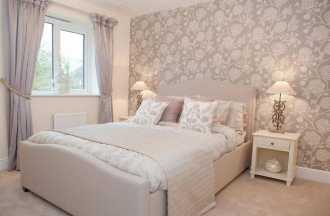 Bordesley Bedroom 2 - Old Quay Meadow