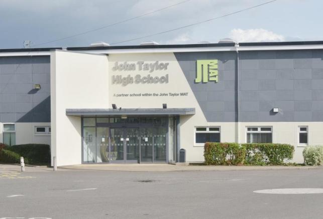 Ofsted Outstanding John Taylor High School