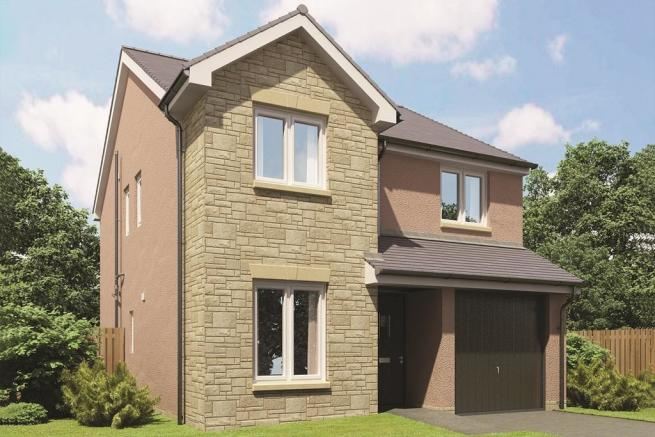 An example of a 4 bed Douglas home