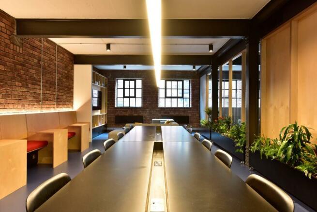 Communal workspace