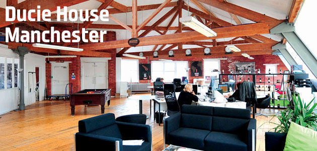 Ducie House