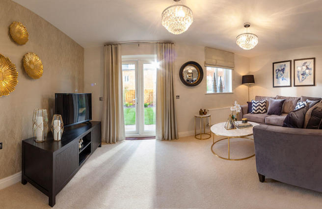 3 bed showhome