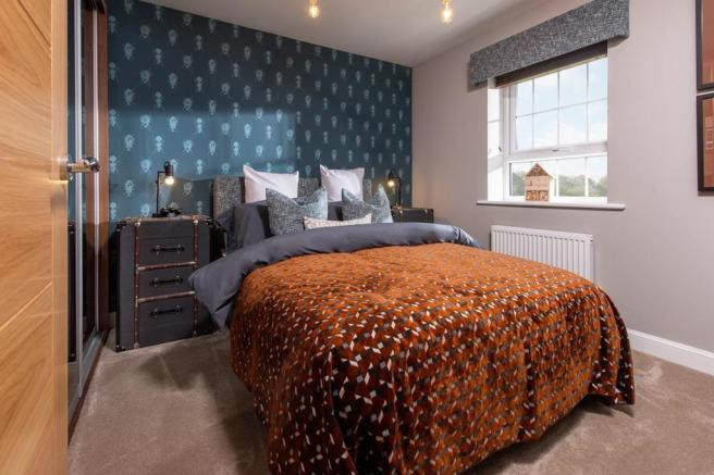 Bradgate Bedroom 3
