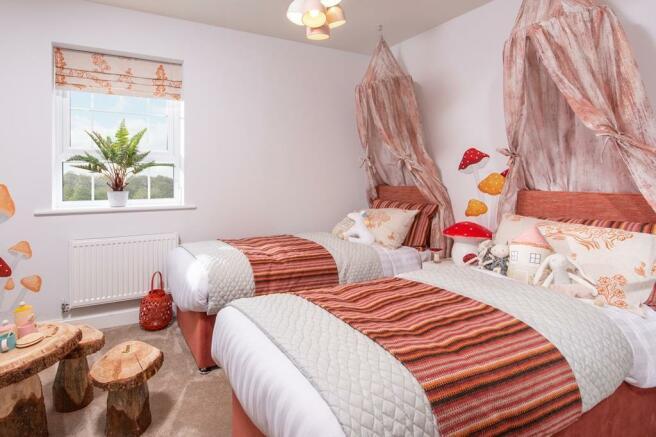 Bradgate Bedroom 4