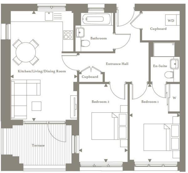 MA28 floor plan