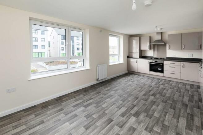 Davidsons Square Apartment stock plot 211