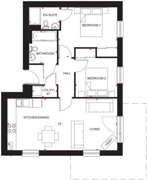 North-Scotland-Riverside-Quarter-H7354-Type-7-Floorplans