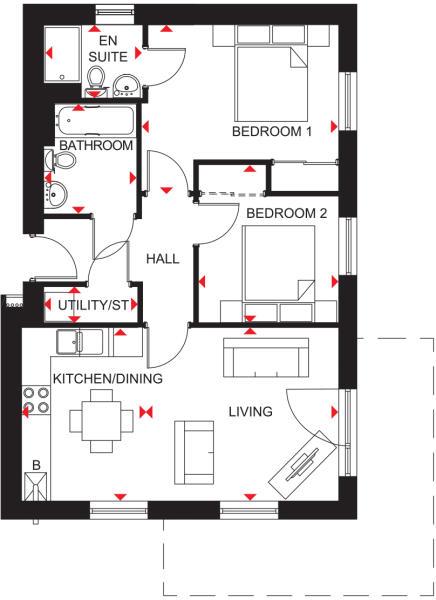 North-Scotland-Riverside-Quarter-H7354-Tay-2-Floorplans