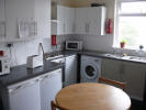 Shared large kitchen