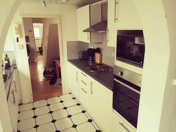Kitchen reversed