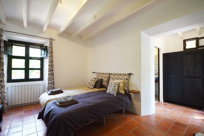 Bedroom 4 en suite