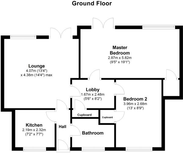 Baxter Floor Plan