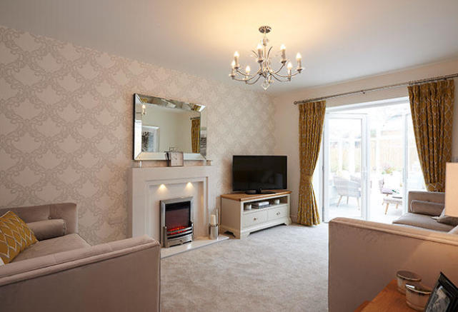 Holcombe Show Home
