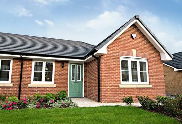 2 Bedroom Semi Detached Bungalow For Sale In Hoyles Lane