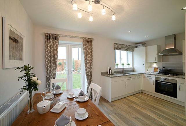 3 Bedroom Detached House For Sale In Hoyles Lane Cottam