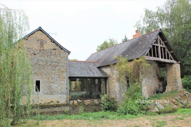3 bedroom house for sale in bouere, 53290, france, france