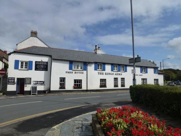5 Bedroom Pub For Sale In Cornwall Ex23