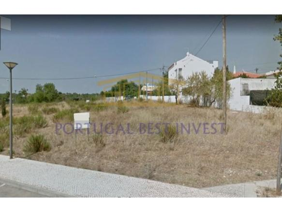 Land 824 m2 for construction - Housing