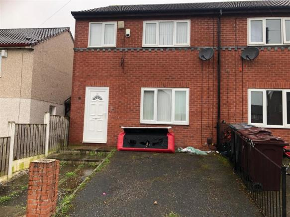 4 Bedroom House To Rent In Stanton Crescent Liverpool L32