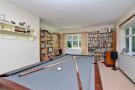 Pool/study room