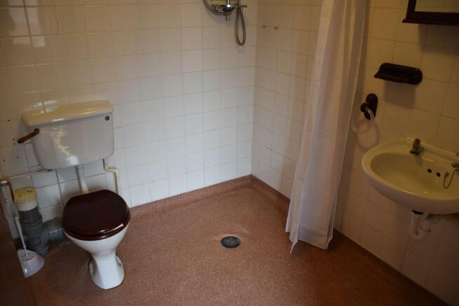 GF wet room