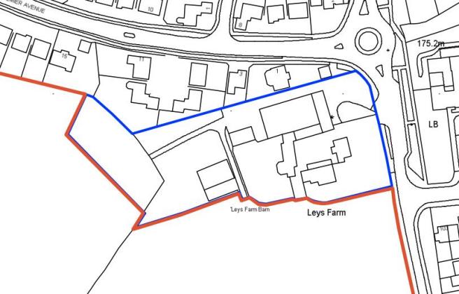 Leys Farm Boundary.png