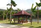 Picnic area and teen