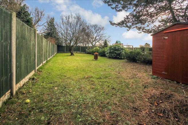 Secondary Garden