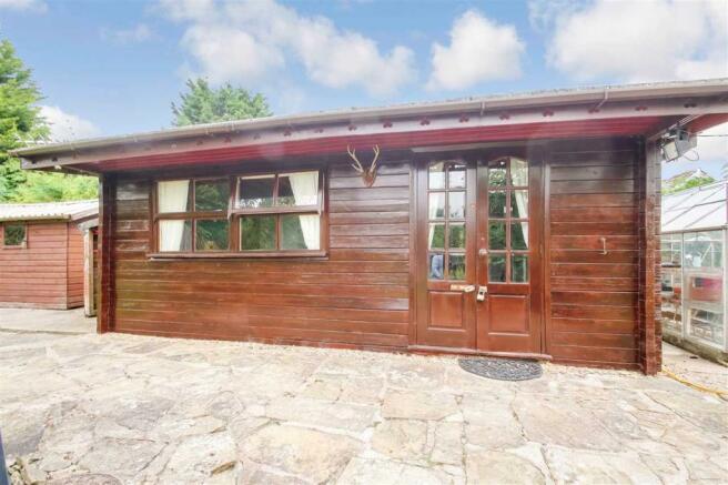 Cabin/Office