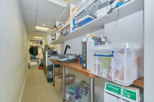 Storeroom / Comms