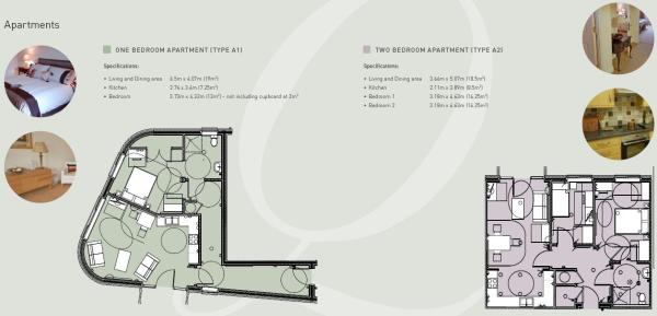 Apartment Floorplans