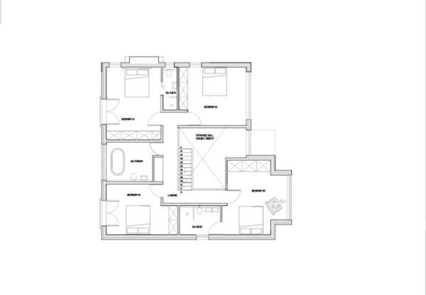 Floorplan - Second