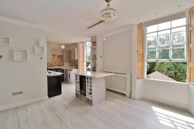 LoungeDining Kitchen