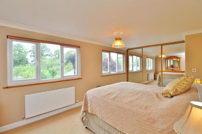 Master Bedroom Pic 2