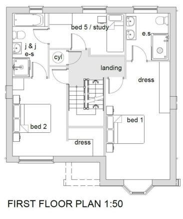 Wollaston 1st Floor