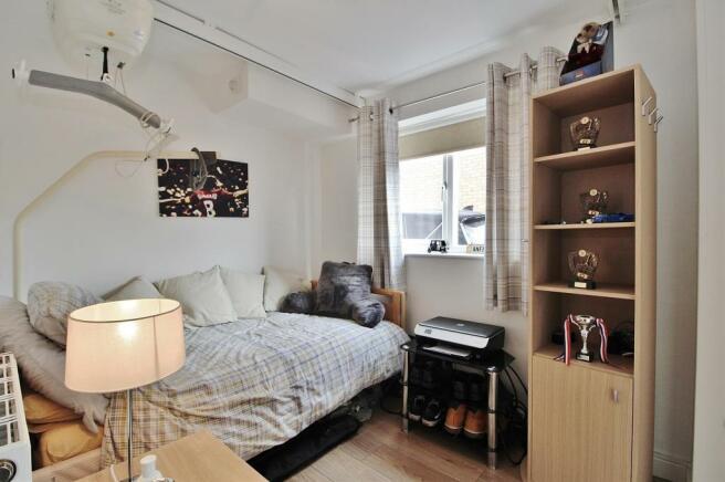 Ground Bedroom