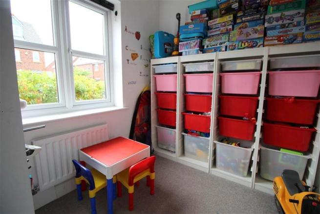 Bedroom-Playroom