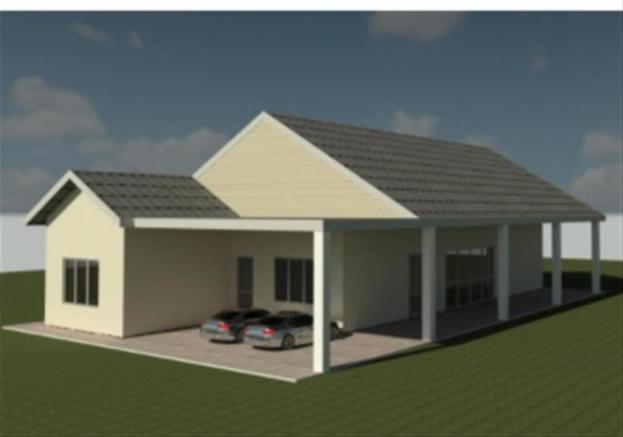 Proposed Bungalow