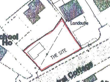 SITE PLAN - EXISTING