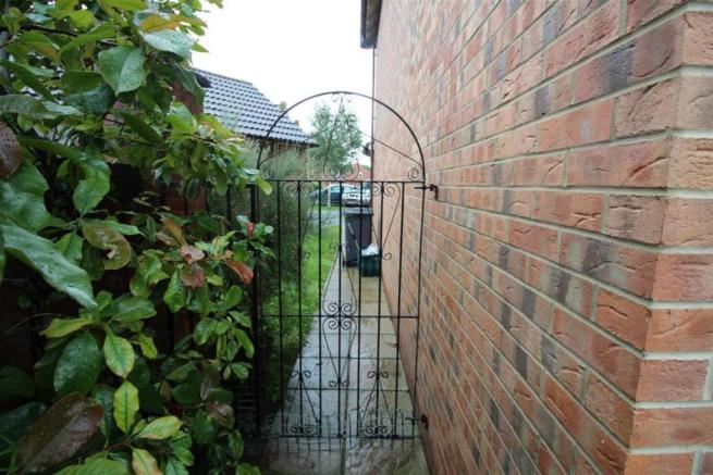 Gated Side Access