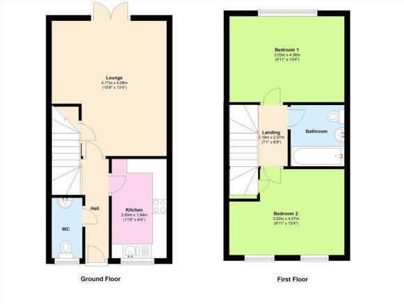 Example Floor Plan