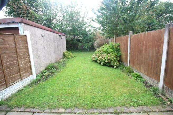Rear Garden (Medium)